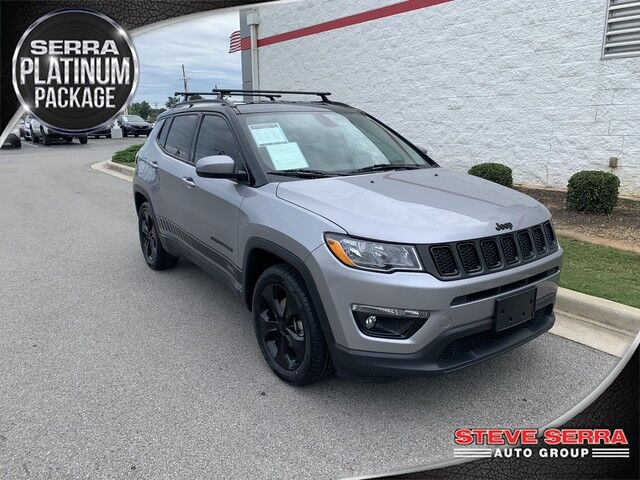 2019 Jeep Compass Latitude w/Sun/Wheel Pkg Decatur AL