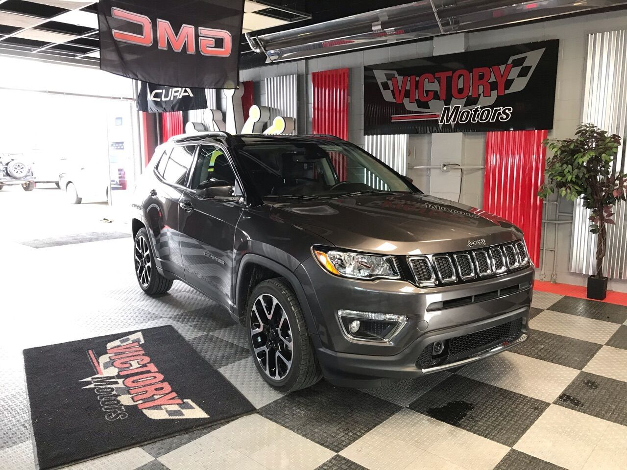 2019 Jeep Compass Limited 4dr SUV Royal Oak MI