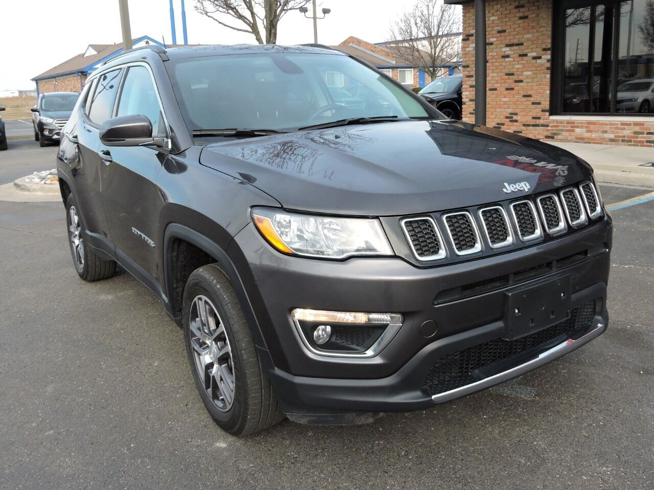 2019 Jeep Compass Limited 4x4 4dr SUV Chesterfield MI