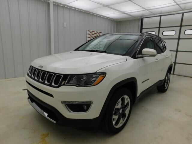 2019 Jeep Compass Limited 4x4 Manhattan KS