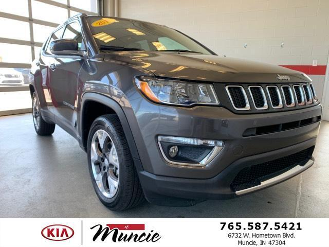 2019 Jeep Compass Limited 4x4 Muncie IN