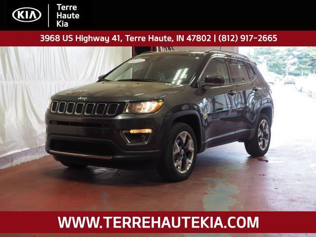 2019 Jeep Compass Limited 4x4 Terre Haute IN