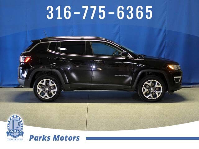 2019 Jeep Compass Limited Wichita KS