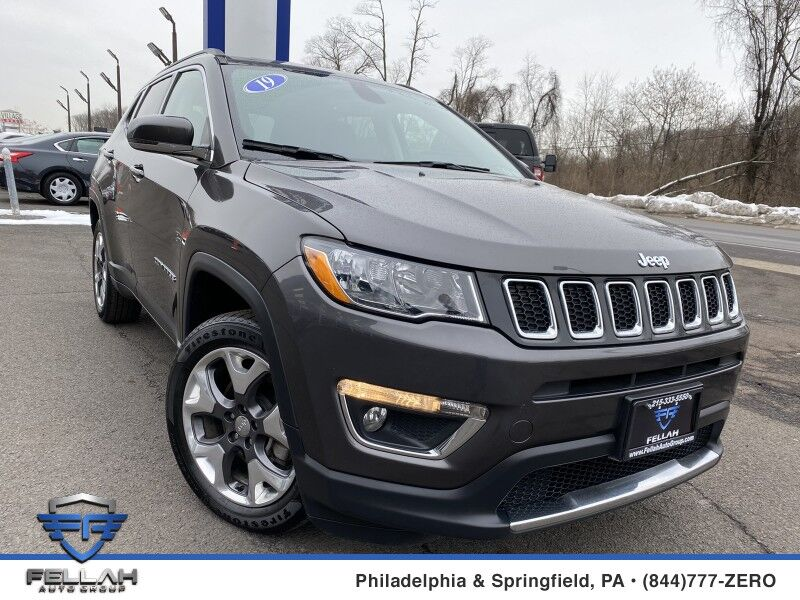2019 Jeep Compass Limited Bristol  PA