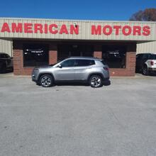 2019_Jeep_Compass_Limited_ Brownsville TN