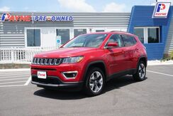 2019_Jeep_Compass_Limited_ Brownsville TX