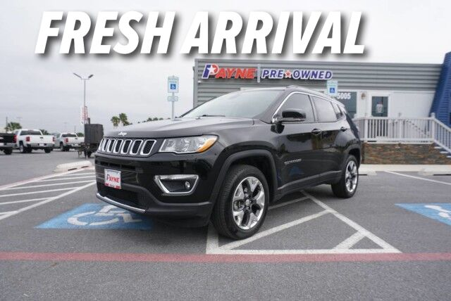 2019 Jeep Compass Limited Brownsville TX