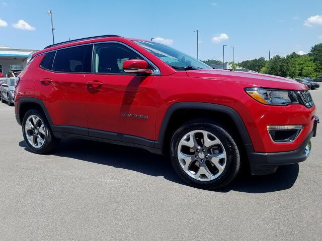 2019 Jeep Compass Limited Chattanooga TN