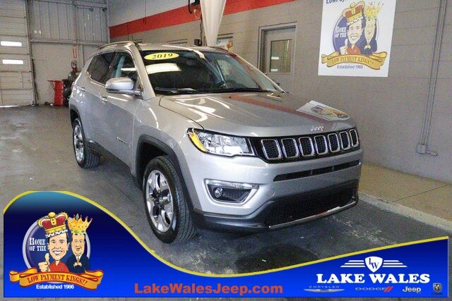 2019 Jeep Compass Limited Lake Wales FL