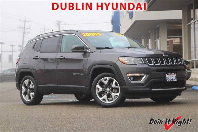 2019 Jeep Compass Limited Dublin CA