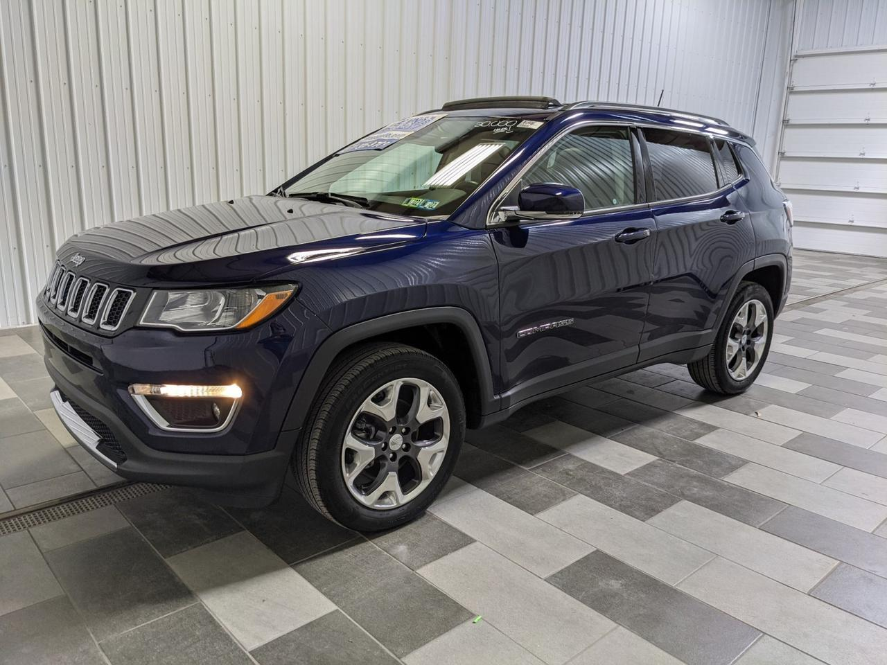 2019 Jeep Compass Limited Duncansville PA