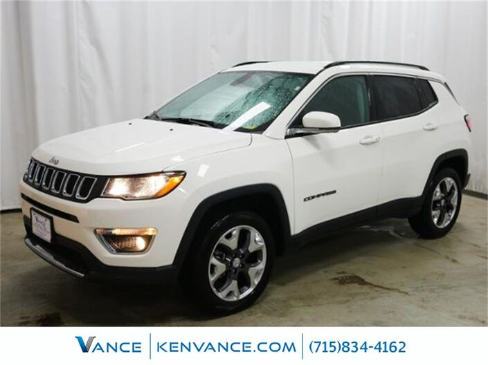 2019 Jeep Compass Limited Eau Claire WI