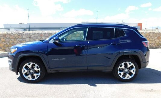 2019_Jeep_Compass_Limited_ El Paso TX