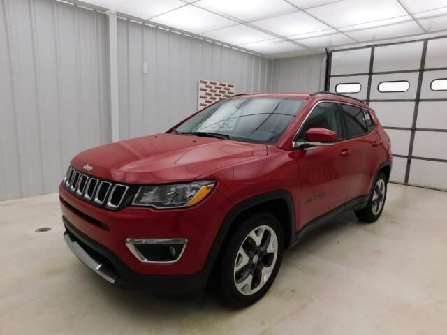 2019 Jeep Compass Limited FWD Manhattan KS