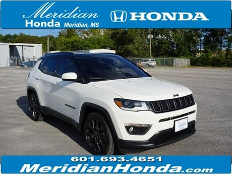 2019 Jeep Compass Limited FWD Meridian MS