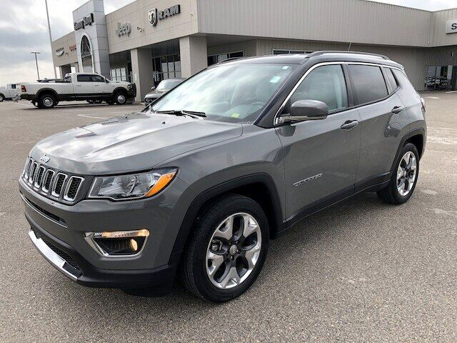 2019 Jeep Compass Limited FWD SUV Gonzales TX