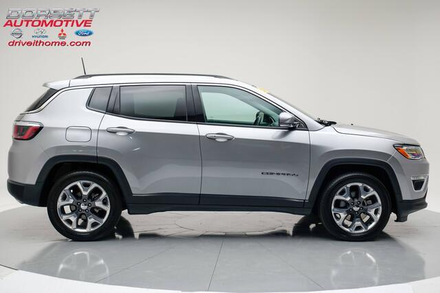 2019 Jeep Compass Limited FWD Terre Haute IN