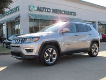 2019_Jeep_Compass_Limited FWD*BACK UP CAMERA,BLIND SPOT MONITOR,BLUETOOTH CONNECTION,UNDER FACTORY WARRANTY!_ Plano TX