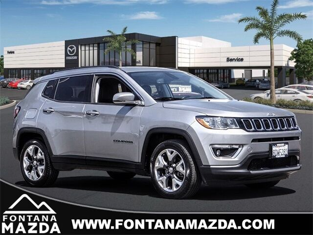 2019 Jeep Compass Limited Fontana CA