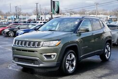 2019_Jeep_Compass_Limited_ Fort Wayne Auburn and Kendallville IN