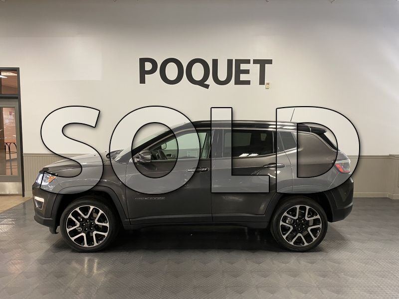 2019 Jeep Compass Limited Golden Valley MN