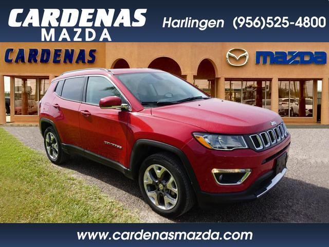 2019 Jeep Compass Limited Harlingen TX
