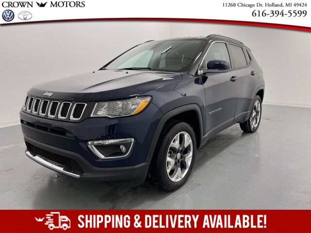 2019 Jeep Compass Limited Holland MI