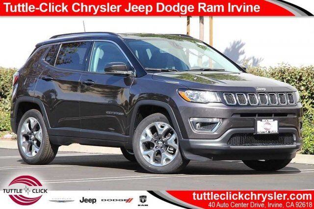 2019 Jeep Compass Limited Irvine CA