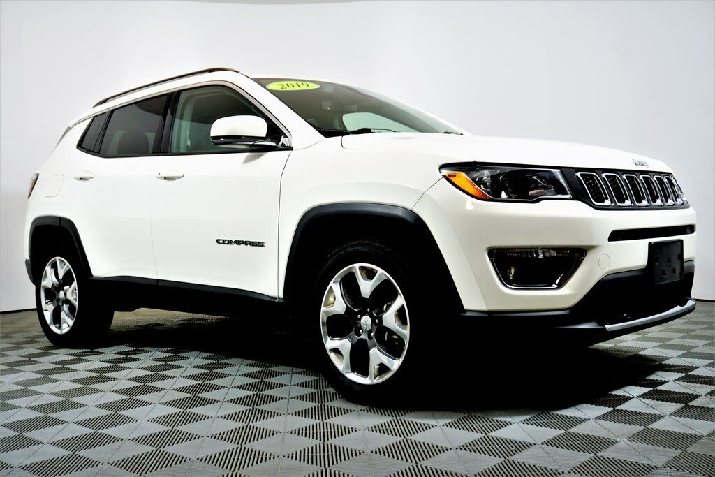2019 Jeep Compass Limited Jacksonville NC