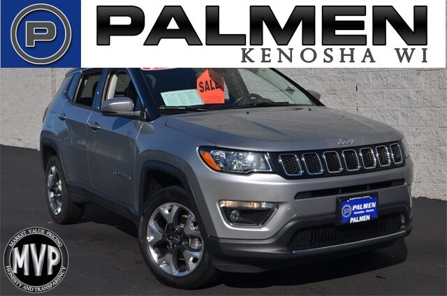 2019 Jeep Compass Limited Racine WI