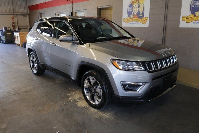 2019 Jeep Compass Limited Davenport FL