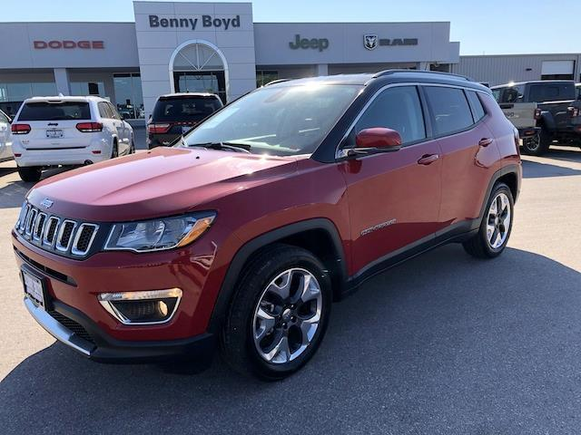 2019 Jeep Compass Limited Lockhart TX
