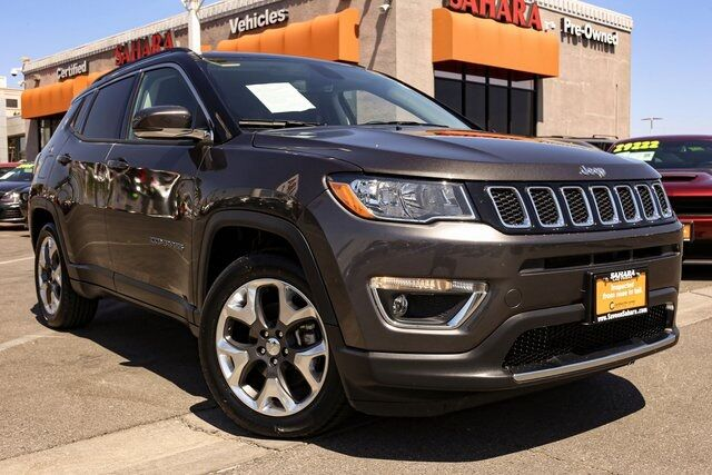 2019 Jeep Compass Limited Las Vegas NV