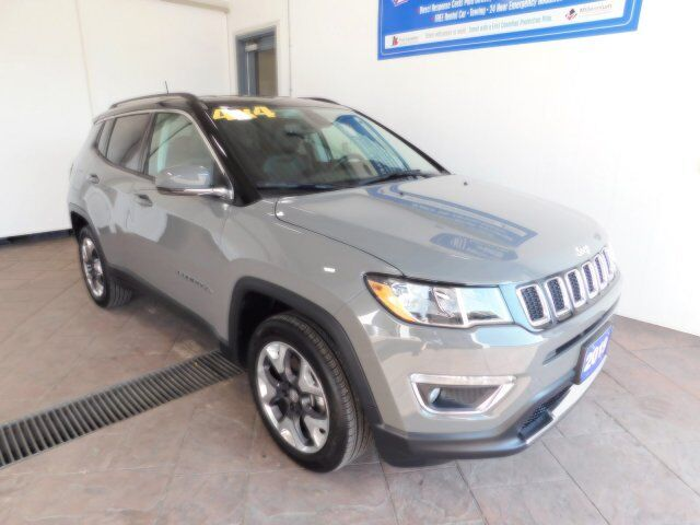 2019 Jeep Compass Limited Listowel ON