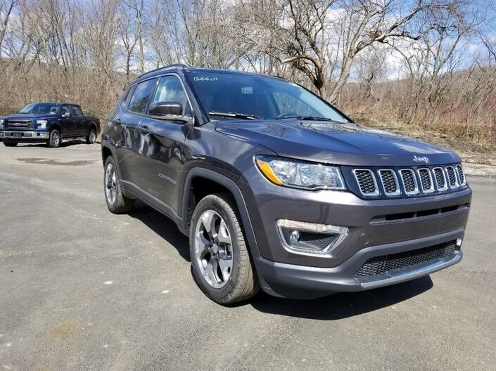 2019 Jeep Compass Limited Rock City NY