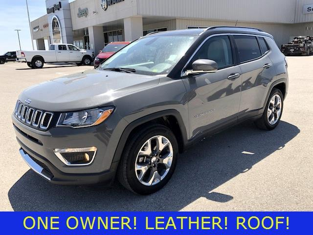 2019 Jeep Compass Limited Gonzales TX