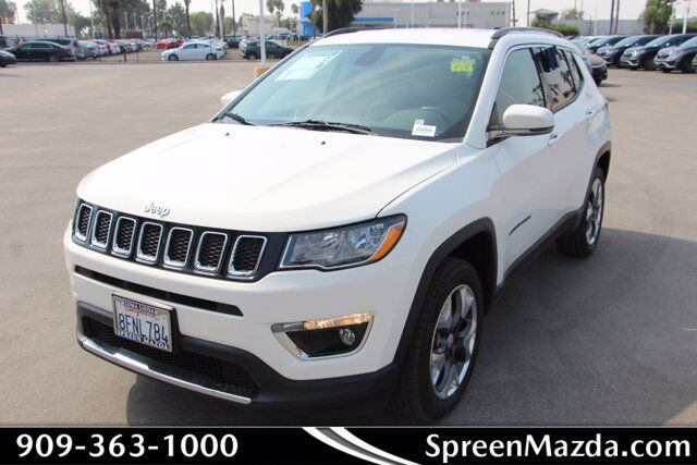 2019 Jeep Compass Limited Loma Linda CA