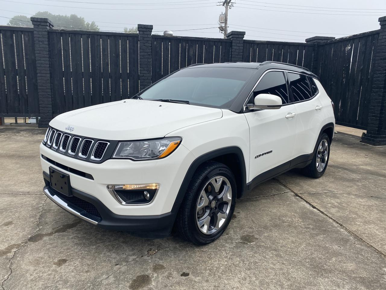 2019 Jeep Compass Limited Louisville MS