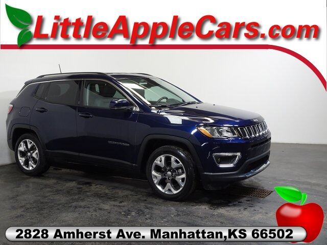 2019 Jeep Compass Limited Manhattan KS