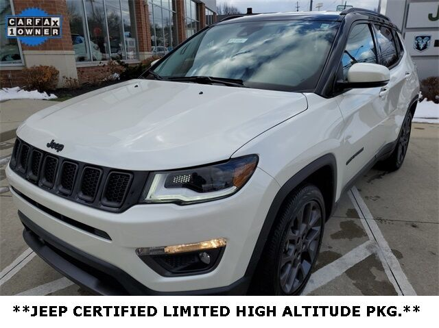 2019 Jeep Compass Limited Mayfield Village OH