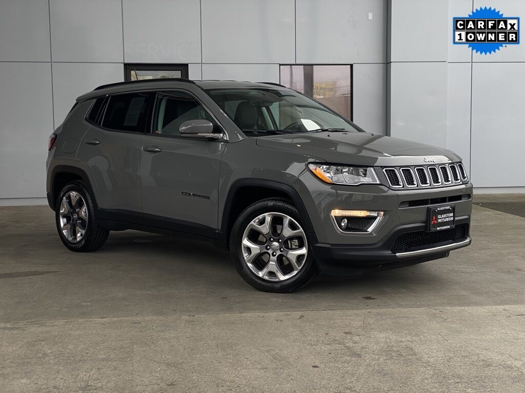 2019 Jeep Compass Limited Milwaukie OR