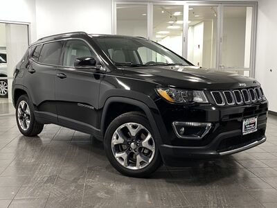 2019_Jeep_Compass_Limited_ Orland Park IL
