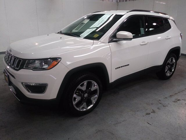 2019 Jeep Compass Limited Oroville CA