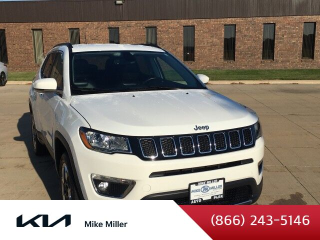 2019 Jeep Compass Limited Peoria IL