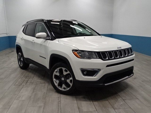 2019 Jeep Compass Limited Plymouth WI
