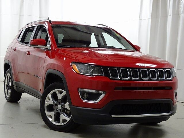 2019 Jeep Compass Limited Raleigh NC