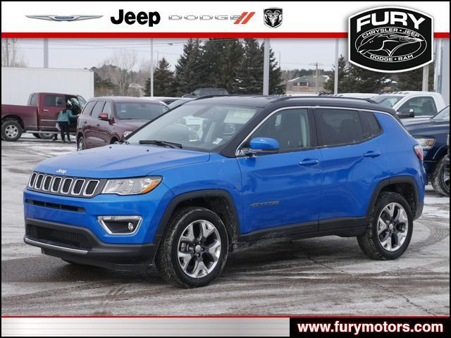 2019 Jeep Compass Limited Oak Park Heights MN