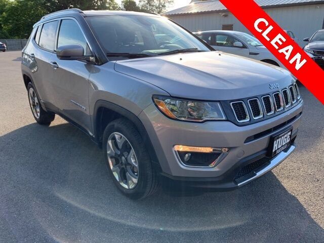 2019 Jeep Compass Limited Schenectady NY