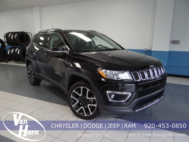 2019 Jeep Compass Limited Stoughton WI