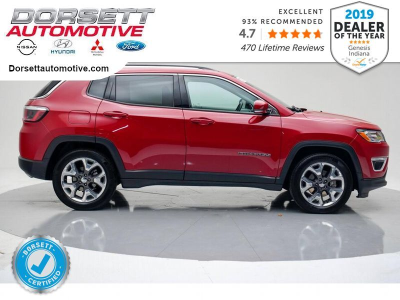 2019 Jeep Compass Limited Terre Haute IN